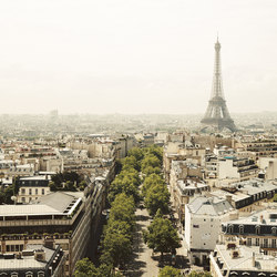 City of Romance | Paris skyline | Rivestimenti su misura | Mr Perswall