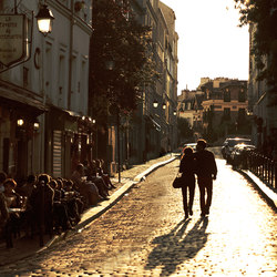 City of Romance | Street of love | Rivestimenti su misura | Mr Perswall