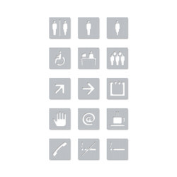 Pictrograms | Señaletica | Symbols / Signs | Didheya