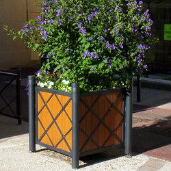 Vesta planter V3 | Jardineras | Concept Urbain