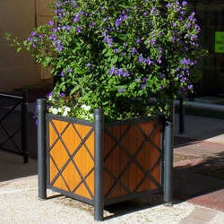 Vesta planter V3 | Planters | Concept Urbain