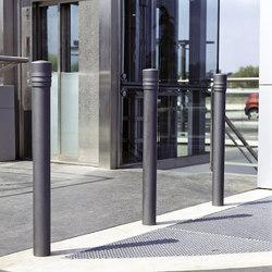 Bornes syst mes anti stationnement vesta potelet d100 concept urbain - Potelet anti stationnement ...