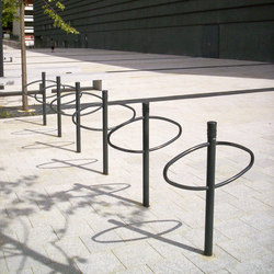 Vesta bicycle stand D70 | Bicycle stands | Concept Urbain