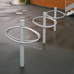 Vesta bicycle stand D100 | Rastrelliere per biciclette | Concept Urbain