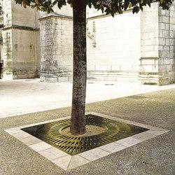 Comti grate | Tree grates / Tree grilles | Concept Urbain