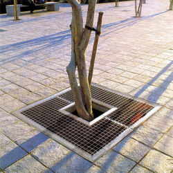 DMD tree grate | Tree grates / Tree grilles | Concept Urbain
