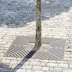 Tecna grille | Grilles d'arbre | Concept Urbain