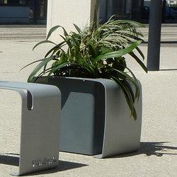 Vélopark planter unit | Planters | Concept Urbain