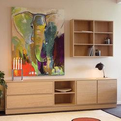 KLIM cabinet system 3020 | Shelves | KLIM
