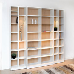 KLIM bookcase 6023 | Shelving systems | KLIM