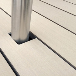 Esthec® Terrace Delicate | Recycelter Kunststoff | Esthec