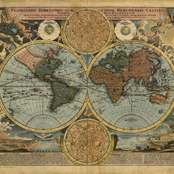 Destinations | World Map | Rivestimenti su misura | Mr Perswall