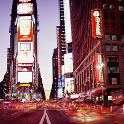 Destinations | Time Square | Rivestimenti su misura | Mr Perswall