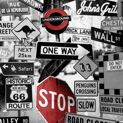 Destinations | Street Signs | Massanfertigungen | Mr Perswall