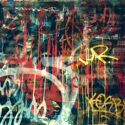 Expressions | Street Art | Rivestimenti su misura | Mr Perswall