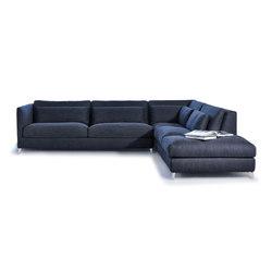 Zone 940 Comfort XL Sofá | Sofás modulares | Vibieffe