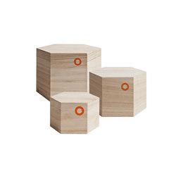 Balsabox Hexagon | Contenitori / Scatole | nomess copenhagen