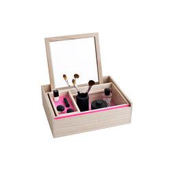 Balsabox Personal pink | Storage boxes | nomess copenhagen