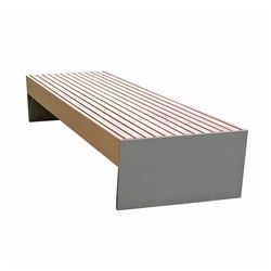 blocq Park bench | Exterior benches | mmcité