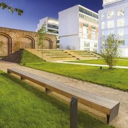 blocq | extended park bench | Panche da esterno | mmcité