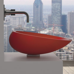 Kool | Wash basins | Glass Design