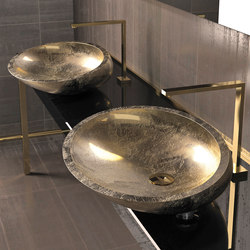 Kool Max | Wash basins | Glass Design