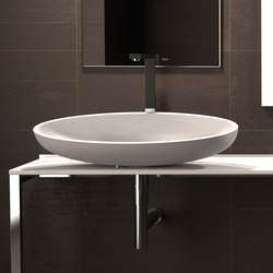Kool XL | Wash basins | Glass Design