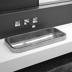 Jimmy FL | Wash basins | Glass Design