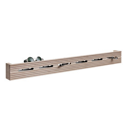 Line Up wall rack | Wandgarderoben | nomess copenhagen