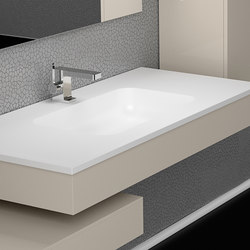 Jimmy IN | Wash basins | Glass Design