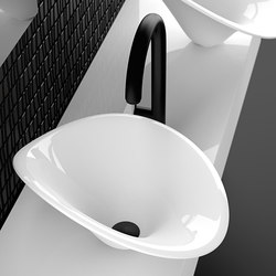 Flower | Wash basins | Glass Design