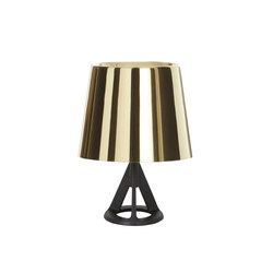 Base Polished Brass Table Light | Iluminación general | Tom Dixon