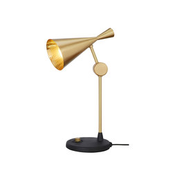 Beat Table Light Brass | Allgemeinbeleuchtung | Tom Dixon