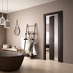Equa Vetro | Internal doors | FerreroLegno
