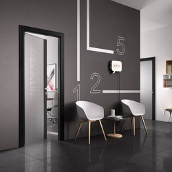 Glass | Internal doors | FerreroLegno