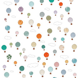 Interaction | Balloons | Bespoke wall coverings | Mr Perswall