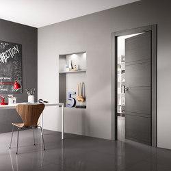 Intaglio /10 | Internal doors | FerreroLegno