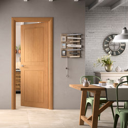 Intaglio /2 | Portes d'intérieur | FerreroLegno