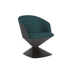 Pivot Chair low back | Visitors chairs / Side chairs | Tom Dixon