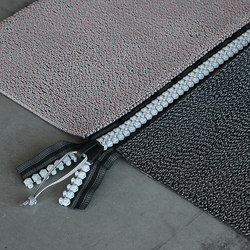 Jewels - Zipper XL grey | Alfombras / Alfombras de diseño | Carpet Sign