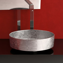 Rho Lux | Wash basins | Glass Design