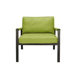Bohème Lounge Chair | Poltrone lounge | Neue Wiener Werkstätte