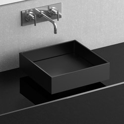 Four Vision | Wash basins | Glass Design