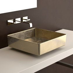 Four Lux | Wash basins | Glass Design
