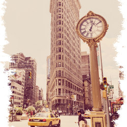 New York Memories | Flatiron | Rivestimenti su misura | Mr Perswall