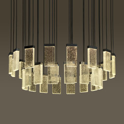 32 Grand Cru Chandelier | Lámparas de araña | MASSIFCENTRAL