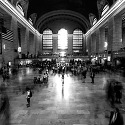 New York Memories | Grand Central | A medida | Mr Perswall