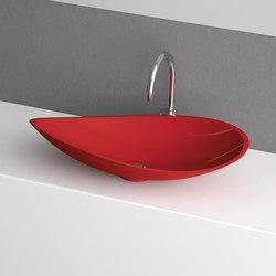 Infinity | Wash basins | Glass Design
