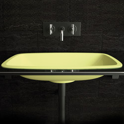 Open | Wash basins | Glass Design