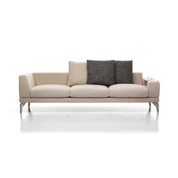 Acanto | 3-seater sofa | Sofas | Mussi Italy